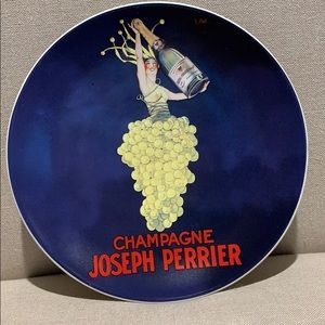 Pottery Barn Bubbly Decorative Plate